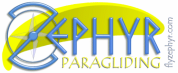 Fly Zephyr Paragliding Information